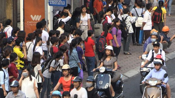 Rural Exodus Creates Inner-City Challenges in Vietnam