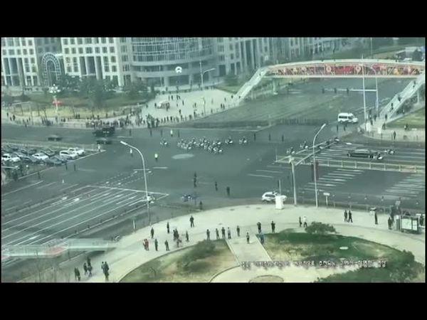 김정은 방중설 속 베이징 시내 교통통제