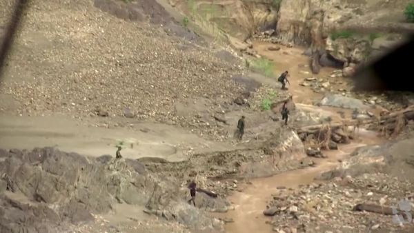 Myanmar's Coup Brings War Back to Remote Frontier with Thailand