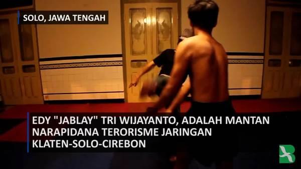 """Mantan Teroris Edy """"Jablay"""": Terorisme Terjadi Karena Kondisi"""