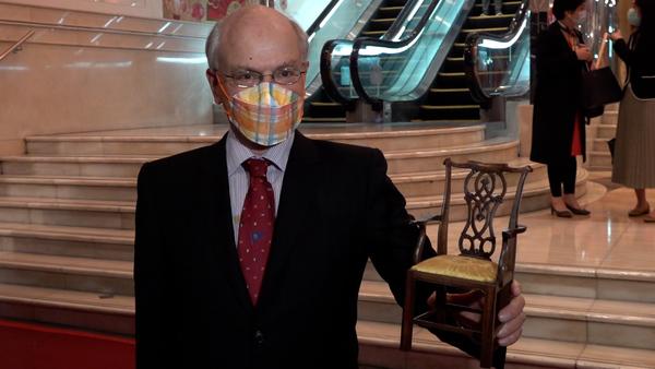 Hong Kong Bar Association Elects Human Rights Lawyer as New Chairman