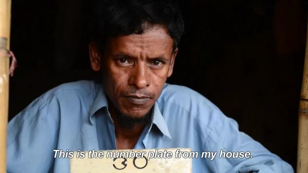 Rohingya Mementos: Stories of Displacement