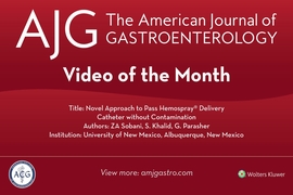 American Journal of Gastroenterology