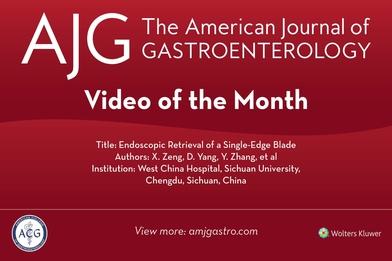 Video Gallery : American Journal of Gastroenterology