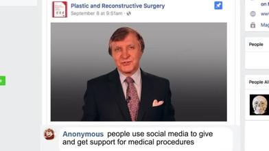3a88f25046 Video thumbnail for Fighting Breast Cancer on Facebook. Plastic Surgery Hot  Topics with Rod J