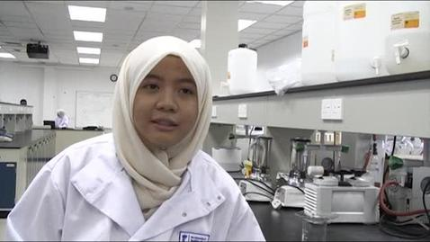 Thumbnail for entry Marissa Aliah Binti Zainal - Plant Biotechnology