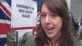 The University of Nottingham Study Abroad Fair 2013