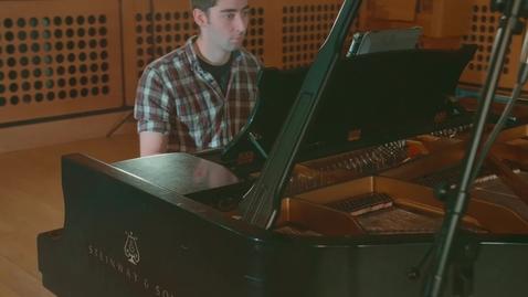 Thumbnail for entry Matt Herbert from the Department of Music