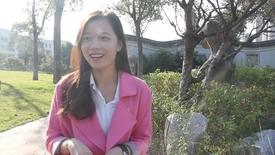 Kiki Liu, International Studies, SKKU (English)