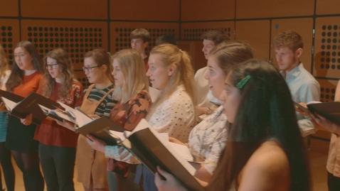 Thumbnail for entry Viva Voce choir