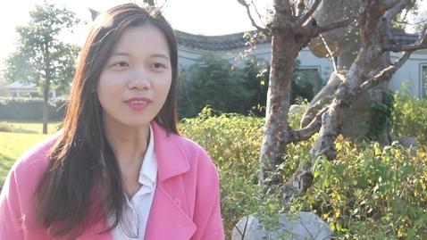 Thumbnail for entry Ruiqi Liu, SKKU Summer School (Chinese)