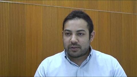 Thumbnail for entry Hassan Haider Khan - MSc Management