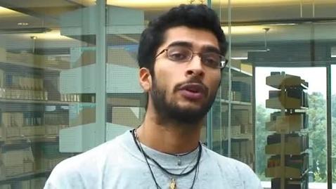 Thumbnail for entry Vinay Chaudhri - BA Management Studies
