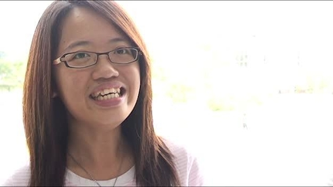 Thumbnail for entry Becky Wong - Psychology