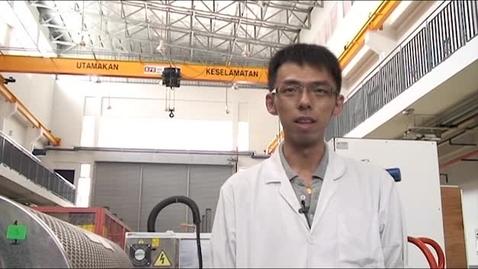 Thumbnail for entry Tee Choun Zhi - PhD Chemical and Environmental Engineering