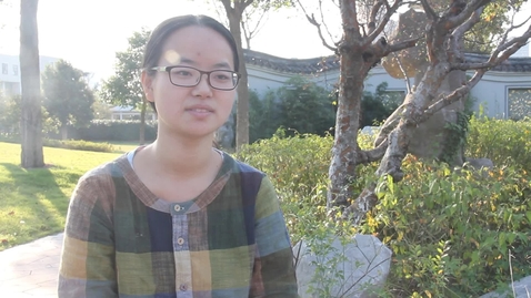 Thumbnail for entry Fu Shuang, International Business Economics, SKKU (English)