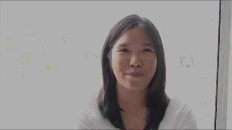 Thumbnail for entry Kathleen Kang Yen Li - Psychology