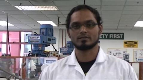 Thumbnail for entry Omar Minhaj - Mechanical Engineering