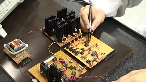 Thumbnail for entry Benjamin Cheong - MEng Electrical and Electronic Engineering