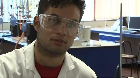 Thumbnail for entry Dominic Mistry - MSci Natural Sciences