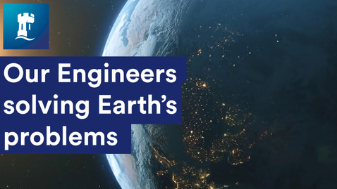 Thumbnail for entry Our world-changing engineering research