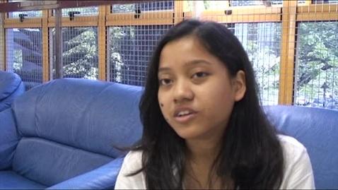 Thumbnail for entry Nur Farah Sakinah Binti Nor-Zam - International Relations with Mandarin