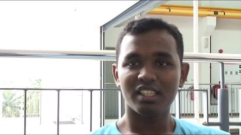 Thumbnail for entry Munshif Munzir - Civil Engineering