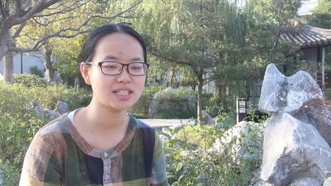 Thumbnail for entry Fushuang, SKKU Summer School (Chinese)