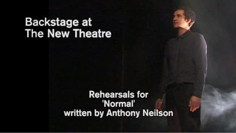 Thumbnail for entry New Theatre