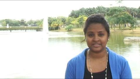 Thumbnail for entry Chalani Ranwala - International Communications with English Language and Literature