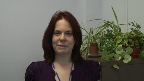 Thumbnail for entry Molly Simmonite - PhD Psychiatry