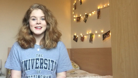Thumbnail for entry Vlog: How to choose a university
