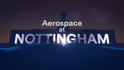 What if? Aerospace at Nottingham