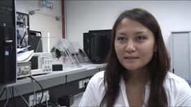Bakhyt Ishanova - MSc Electronic Communications and Computer Engineering