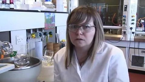 Thumbnail for entry Kate Hamer - PhD Organic Chemistry