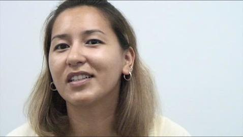 Thumbnail for entry Aliya Tuyakbayeva - Preparatory English