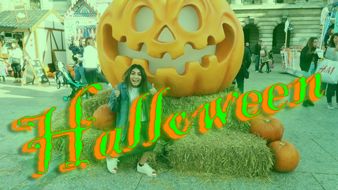 Thumbnail for entry Vlog: Halloween in Nottingham