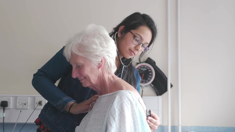 Thumbnail for entry Advanced Nursing at the University of Nottingham