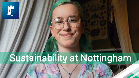 Thumbnail for entry Sustainability in Nottingham