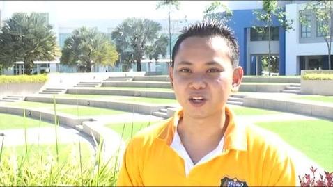 Thumbnail for entry Ridhwan Rosli - MA International Communications