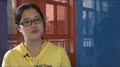 Thumbnail for entry Lin Chaonan - International Communications