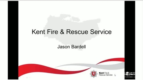 Thumbnail for entry Kent Fire and Rescue Service