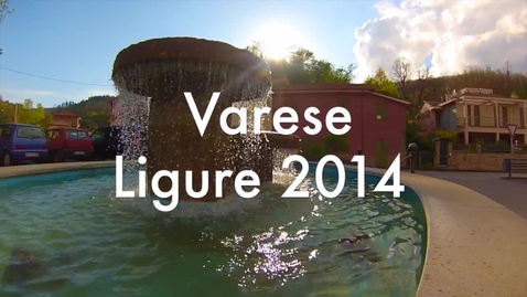 Thumbnail for entry Geography field trip to Varese Ligure 2014