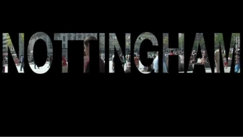 Thumbnail for entry City Life - Nottingham