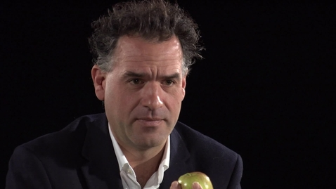 Thumbnail for entry Seminar and Lecture Series; What is theology: telling the story with an apple with Conor Cunningham