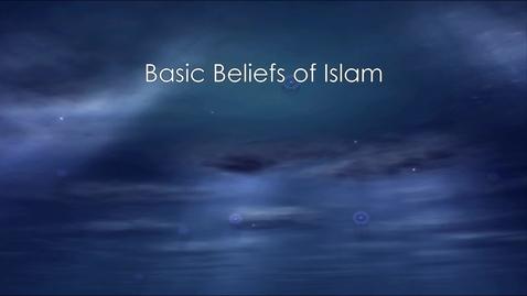 Thumbnail for entry Basic Beliefs of Islam - Books