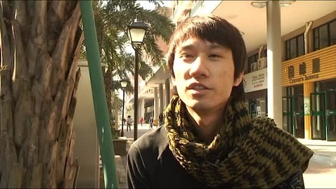 Thumbnail for entry Kao Wo Cheung - BA International Business Economics