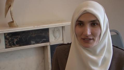 Thumbnail for entry Women in Maths - Suzana Aldwaik
