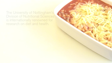 Thumbnail for entry Getting the best out of food bank parcels