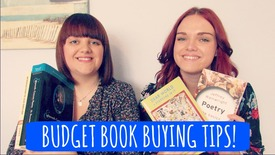 Thumbnail for entry Vlog: Buying uni books on a budget